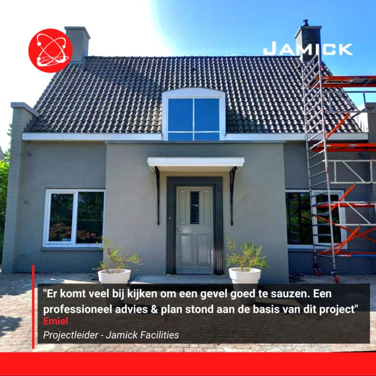 Jamick Facilities Villa Oisterwijk