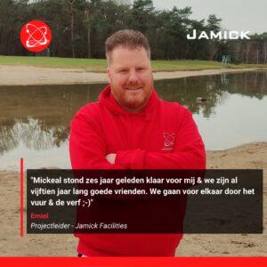 Emiel Voorman Jamick